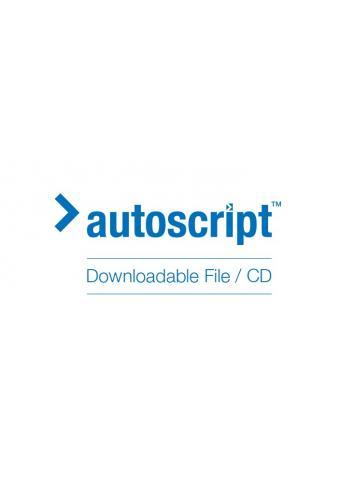 Autoscript - Sofware de control WP-C