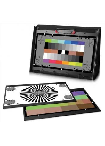 Image Engineering - Carpeta con 3 cartas de ajuste HD K360 ETC-HD-Set-Kit3