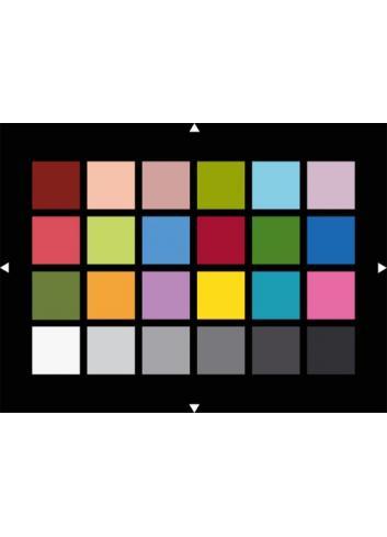 Image Engineering - Carta de ajuste EBU/CAM ETC-TE169-A280