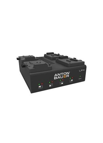 Anton Bauer - LP4 Quad V- Mount Charger