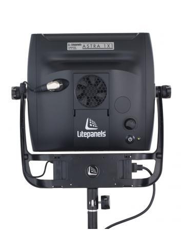 Litepanels - Astra 1x1 Tungsten