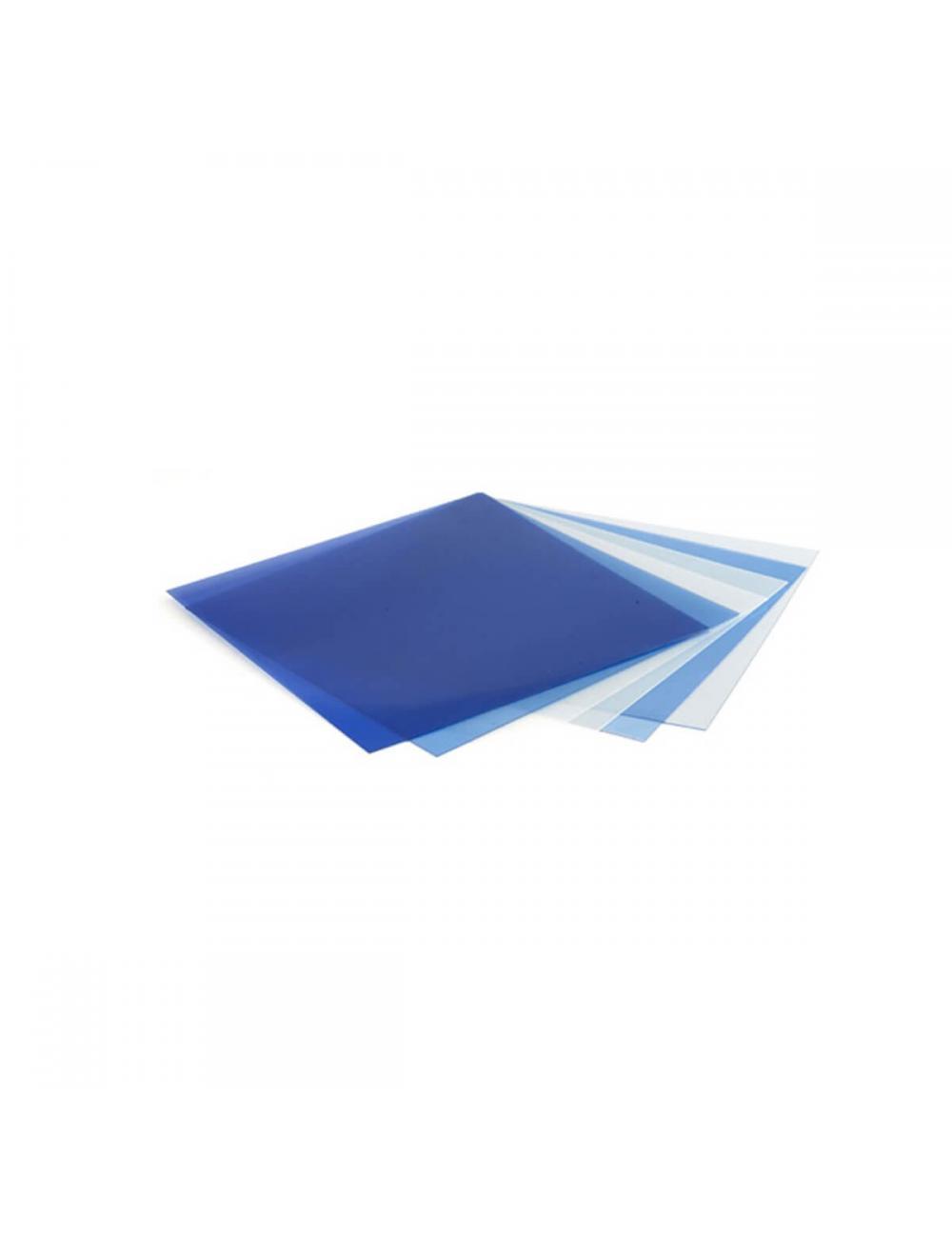 Litepanels - Set de 6 geles CTB para 1x1 con bolsa