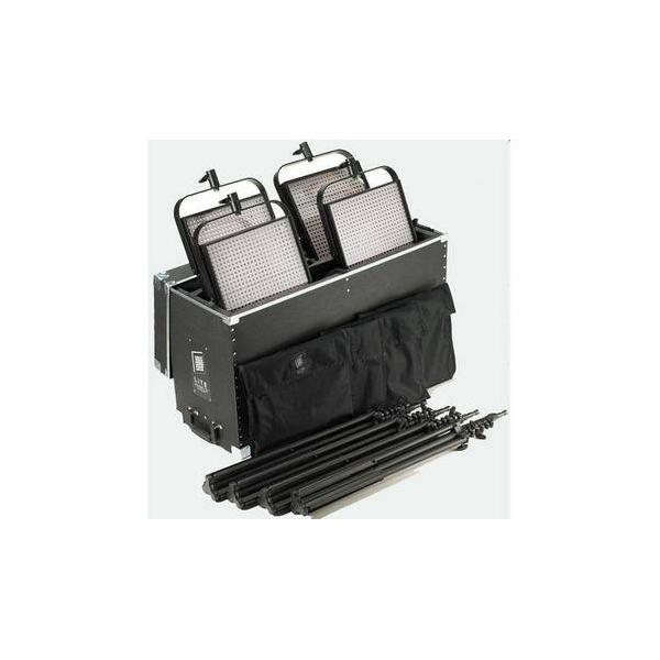 Litepanels - Maleta de transporte para cuatro 1x1