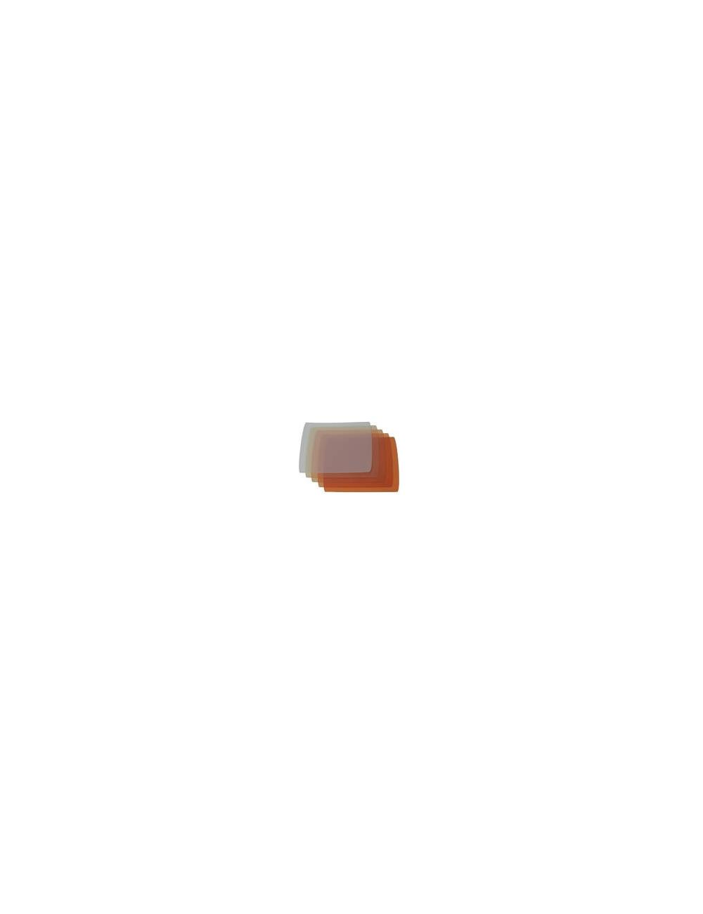 Litepanels - Set de 5 geles CTO con bolsa para Astra 1x1