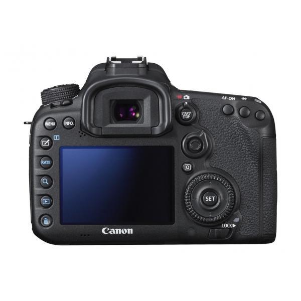 Canon - CUERPO DE CÁMARA EOS 7D MARK II BODY