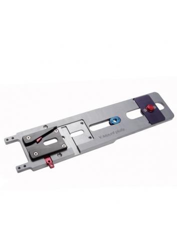 Sachtler - Placa de cámara con V-mount