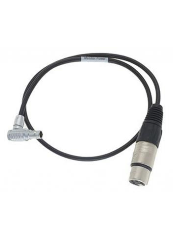 Sachtler - Cable para cámara y monitor 12V