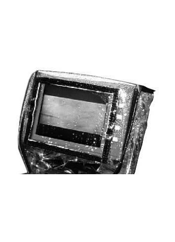 "Sachtler - Funda de lluvia para monitor Cine HD 8"""