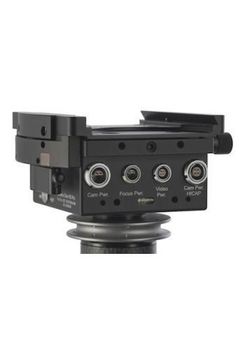 Sachtler - Actualización cableado alta capacidad para Cine