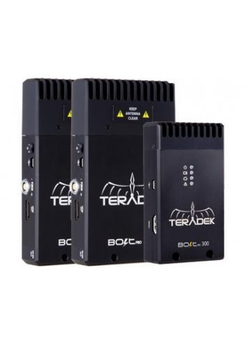 TERADEK - Bolt Pro 300 Set Transmisor/2 Receptores HDMI