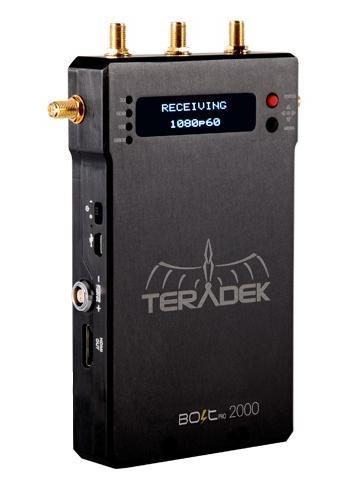 TERADEK Bolt Pro 2000 Receptor HDMI
