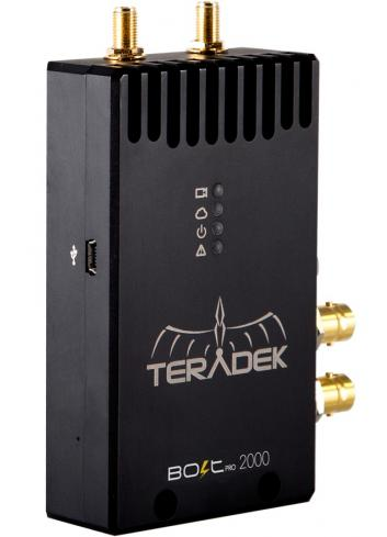 TERADEK Bolt Pro 2000 Transmisor HD-SDI