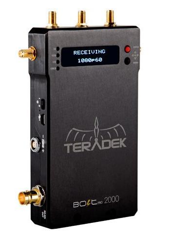 TERADEK Bolt Pro 2000 Receptor HD-SDI