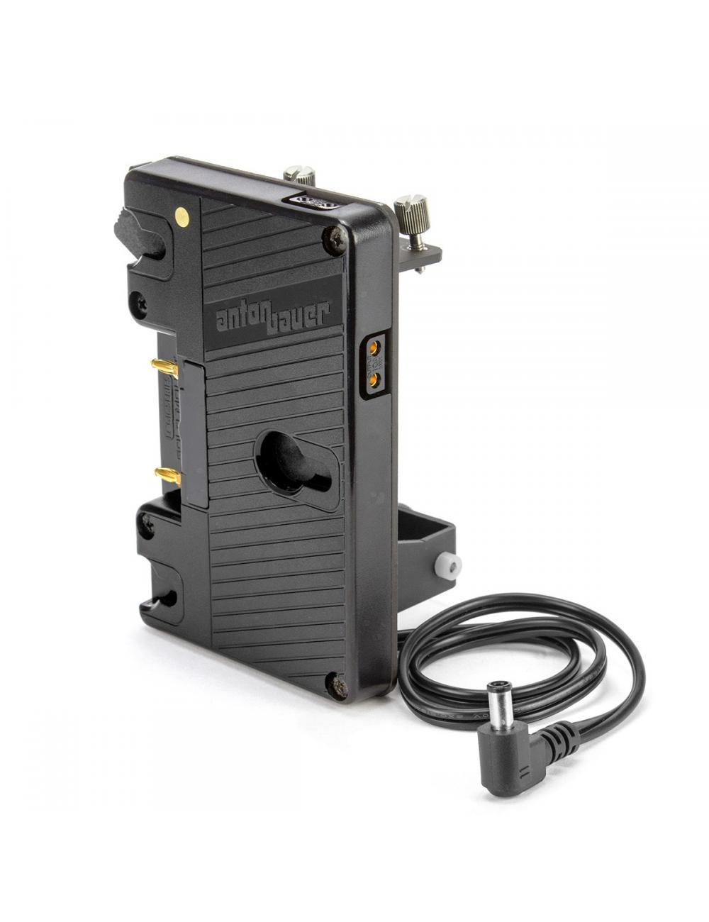 Anton Bauer - Adaptador de baterías QRC-FS7
