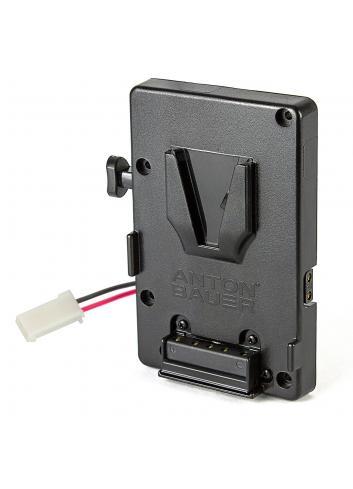 Anton Bauer - Adaptador de baterías QRC-CION VM