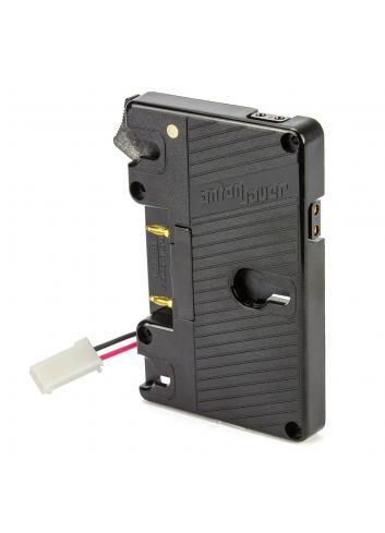 Anton Bauer - Adaptador de baterías QRC-CION GM