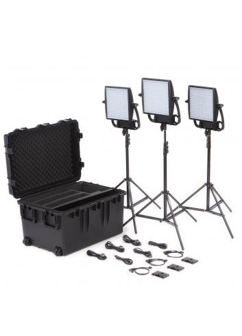 Litepanels - Kit ASTRA 1x1 EP Traveler TRIO VM