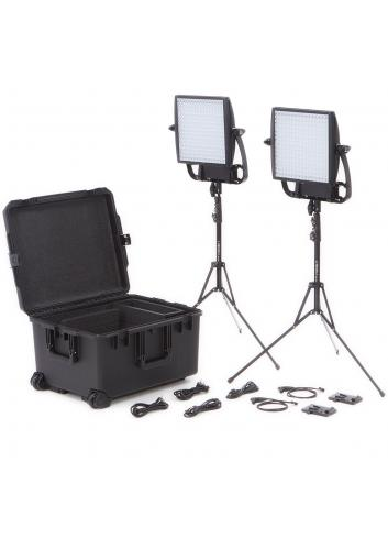 Litepanels - Kit ASTRA 1x1 Traveler DUO VM