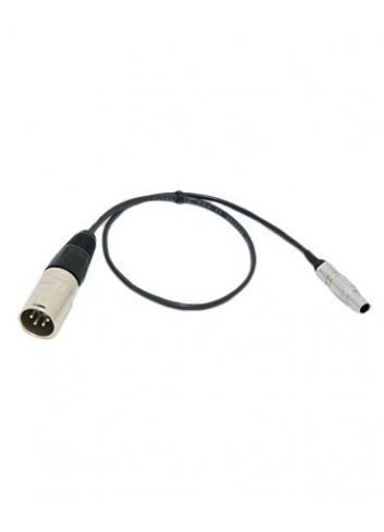 TERADEK - Cable 2pin Lemo a XLR de 45 cm