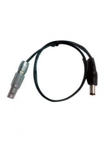 TERADEK - Cable de 2 pin Lemo a Barrel de 30 cm