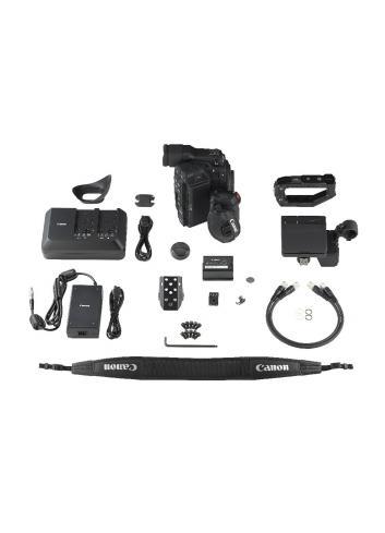 Canon - CÁMARA EOS C300 MARK II