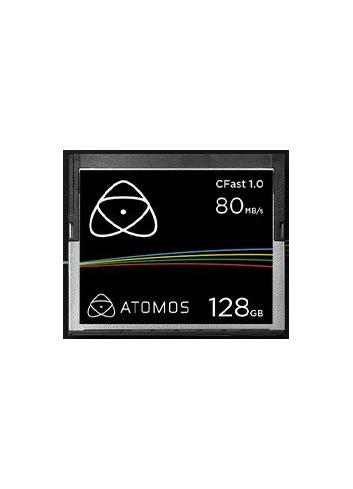 Atomos - Tarjeta CFAST 128Gb
