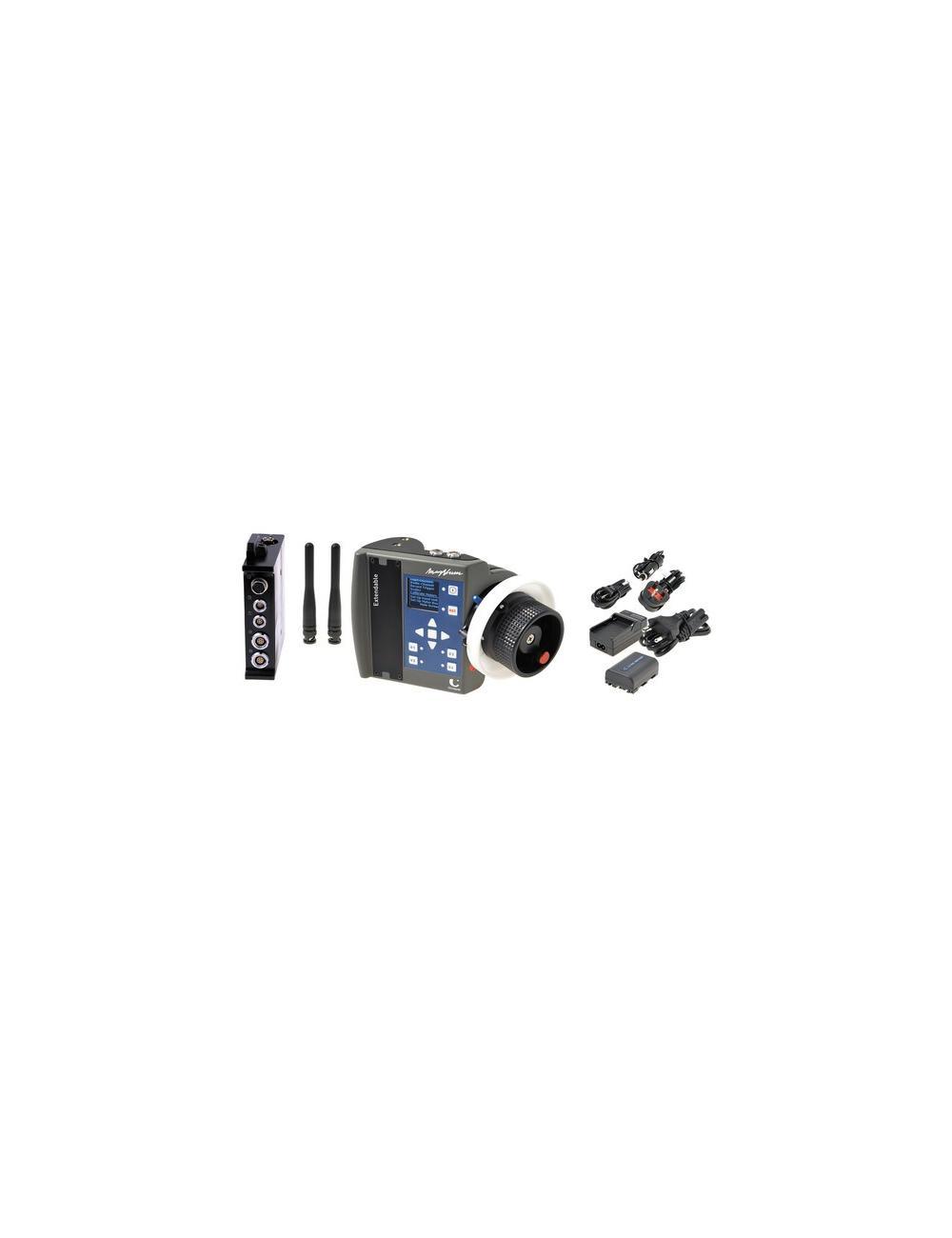 Chrosziel - Control inalámbrico de foco o iris y cámara ampliable MagNum MN-150