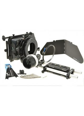 Chrosziel - Kit Mattebox 450R2 + Follow Focus Universal