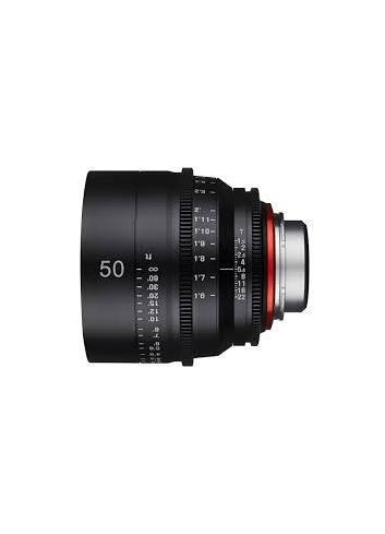Samyang XEEN 50mm T1.5