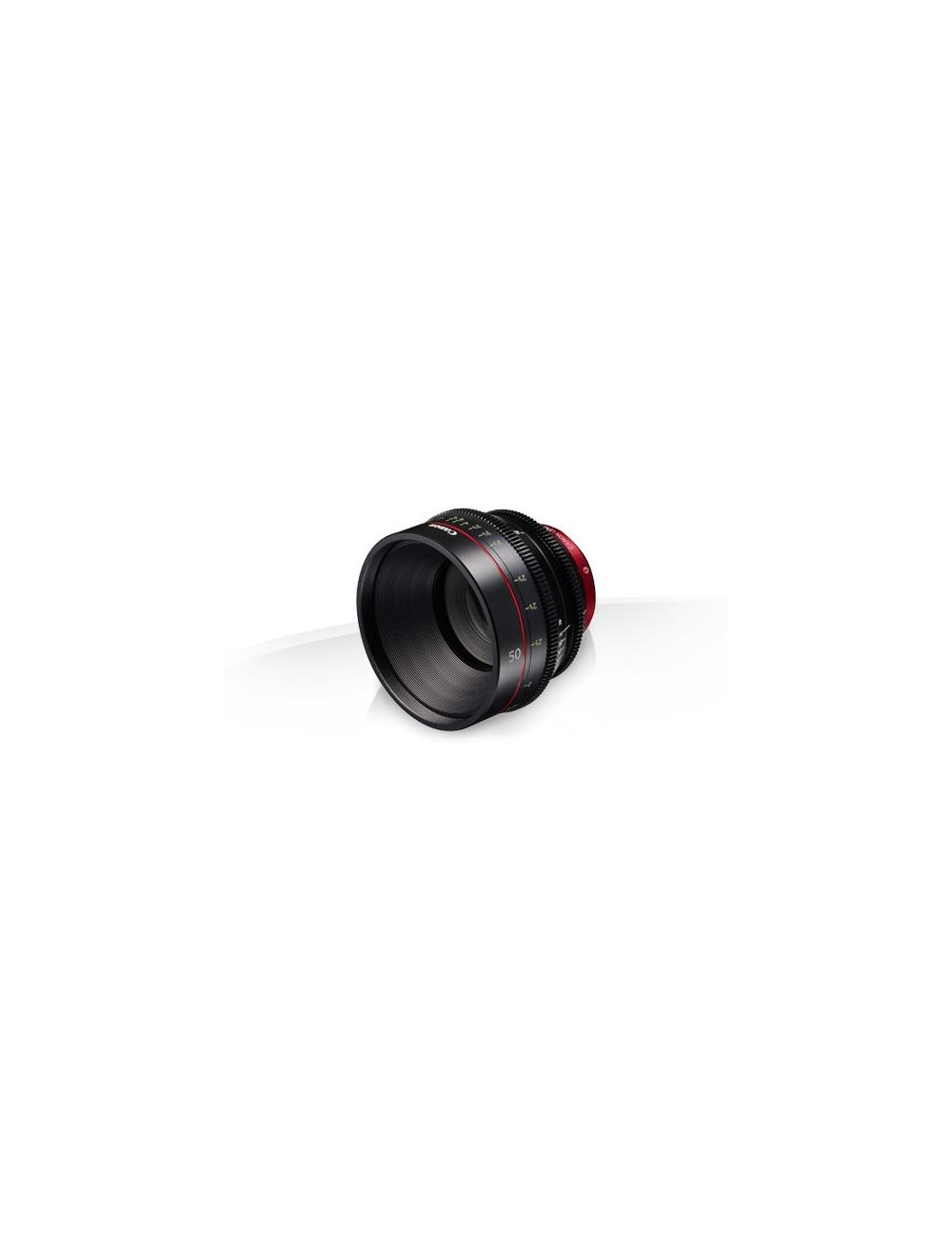 Canon - OBJETIVO CN-E50MM T1.3L (M)