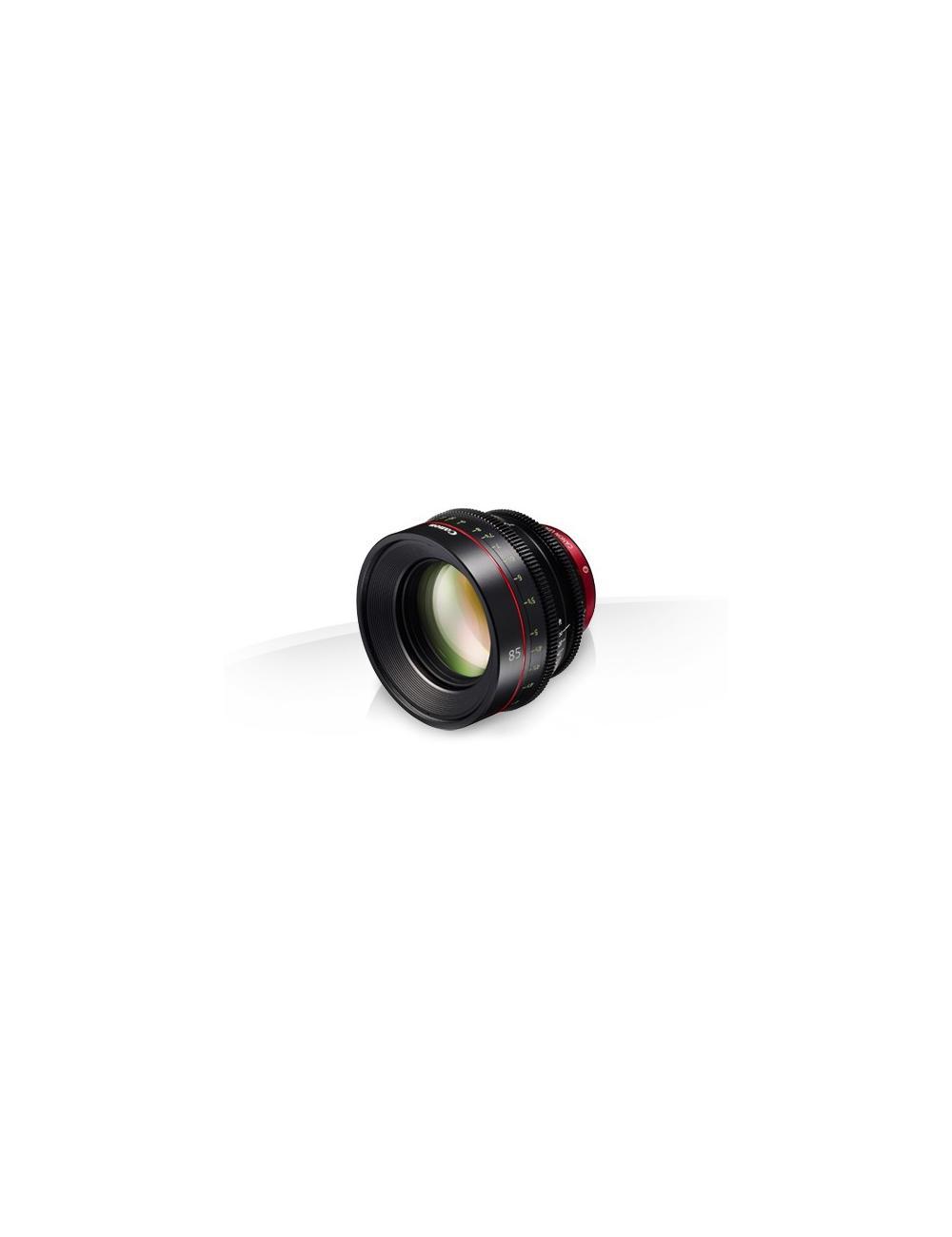 Canon - OBJETIVO CN-E85MM T1.3L (M)
