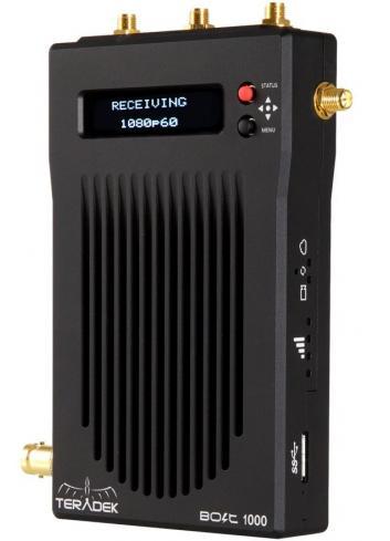 TERADEK BOLT Pro 1000 Wireless HD-SDI / HDMI Dual format Receiver