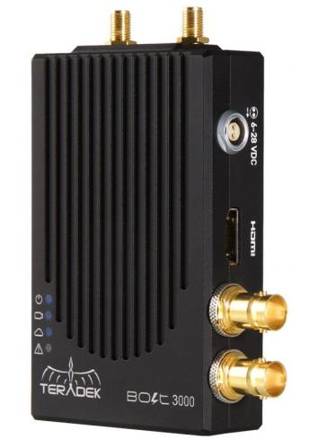 TERADEK BOLT Pro 3000 Wireless HD-SDI / HDMI Dual format Transmitter