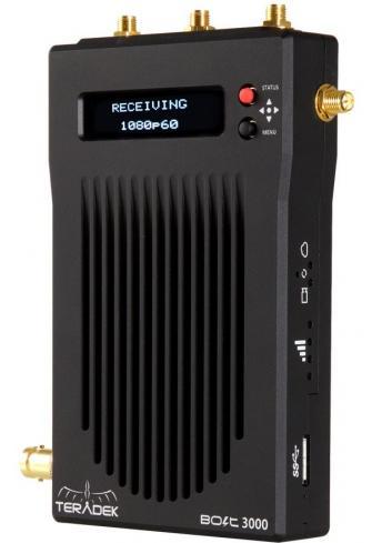 TERADEK BOLT Pro 3000 Wireless HD-SDI / HDMI Dual format Receiver