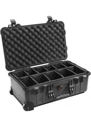 PELI 1510 con compartimentos desplazables
