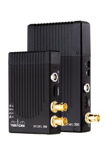 Teradek Bolt Pro 500 SDI/HDMI Tx/Rx
