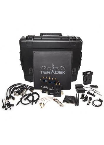Teradek Bolt Pro 1000 TX/2RX Deluxe SDI/HDMI GOLD MOUNT