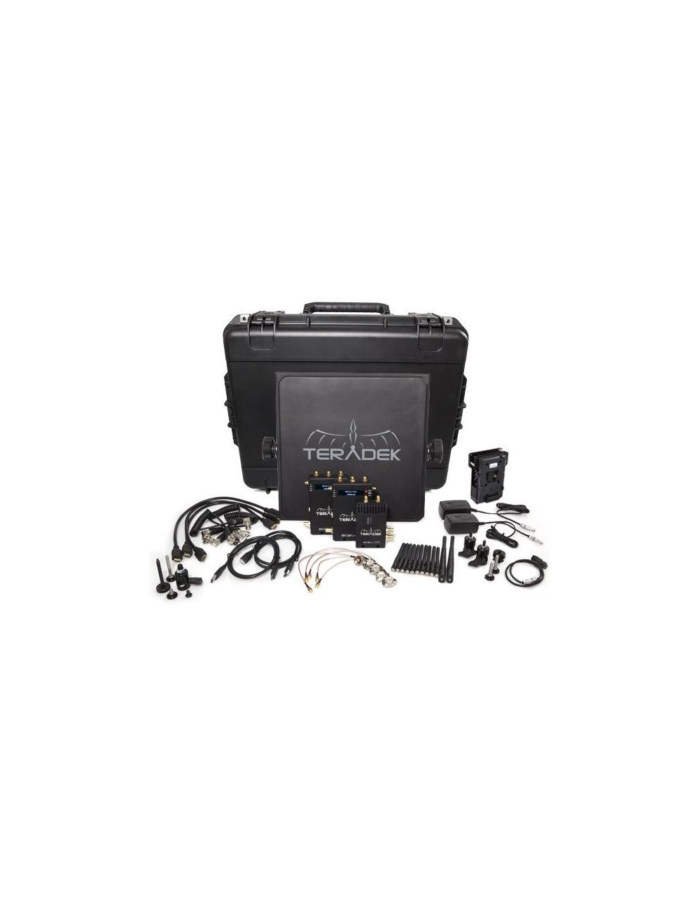 Teradek Bolt Pro 1000 TX/2RX Deluxe SDI/HDMI V-MOUNT