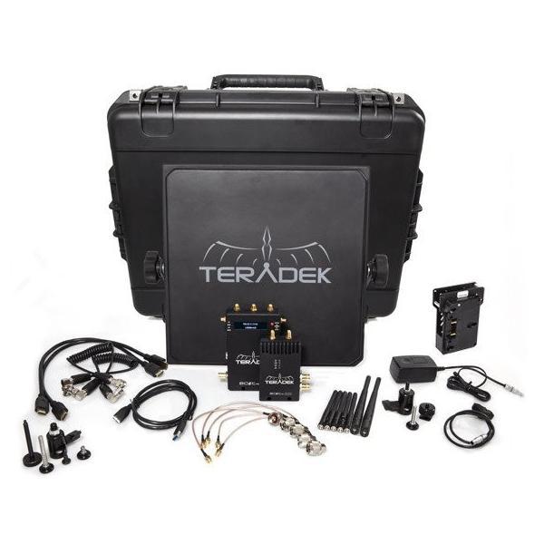 Teradek Bolt Pro 3000 Tx/Rx Deluxe SDI/HDMI GOLD MOUNT