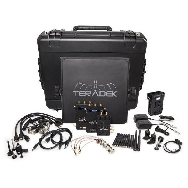 Teradek Bolt Pro 3000 TX/2RX Deluxe SDI/HDMI V-MOUNT