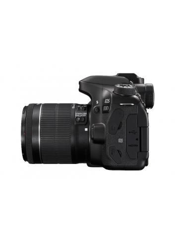 Canon EOS 80D + EF18-55 S