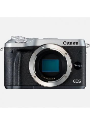 Canon EOS M6 SILVER BODY