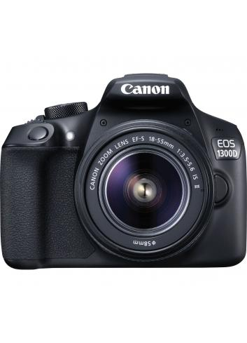 EOS 1300D 18-55 IS