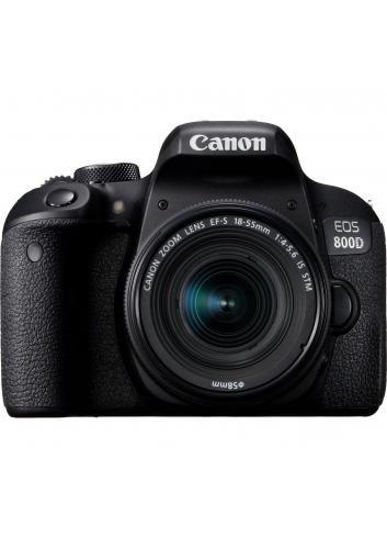 Canon EOS 800D 18-55 IS STM NEW