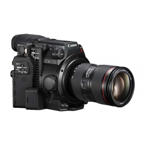 Canon EOS C200 24-105mm II Lens Kit