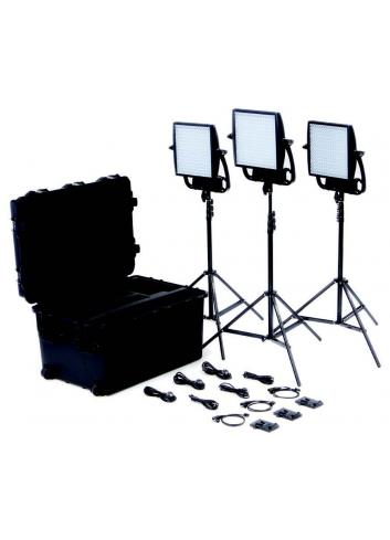 Litepanels Astra 3X Traveler Trio Kit