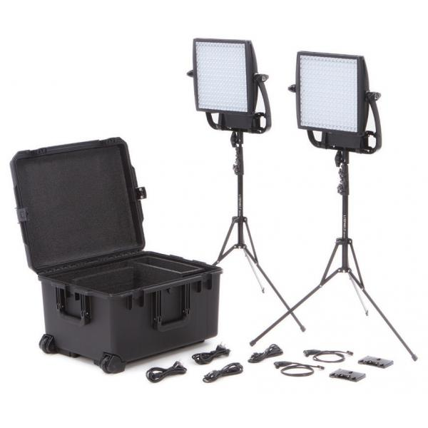 Litepanels Astra 6X Traveler Duo V-Mount Kit