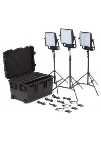 Litepanels Astra Soft + Astra 6X Traveler Trio V-Mount Kit