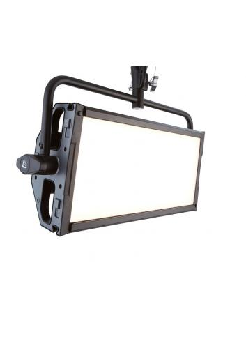 Litepanels Gemini 2x1 Soft Panel - EU - Pole Operated Yoke
