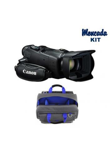 Canon XA30 con una batería Canon BP 820 de regalo + camRade Transporter Medium Kit